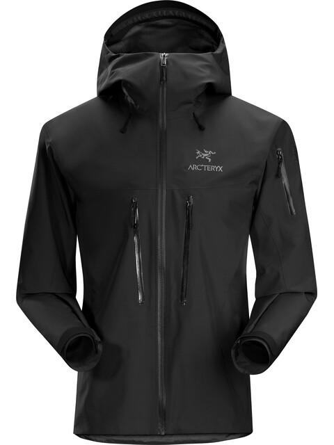 Arc'teryx M's Alpha SV Jacket Black